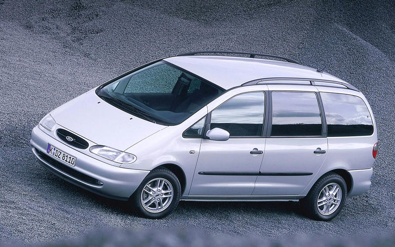 Ford Galaxy/Volkswagen Sharan