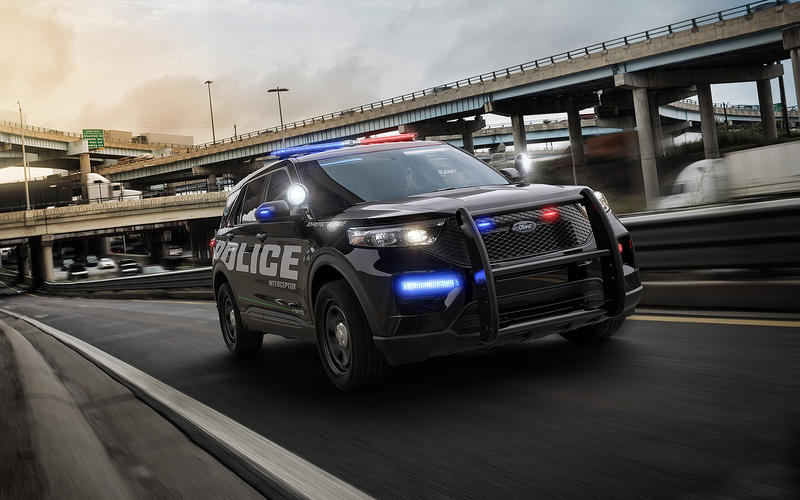 Ford Police Uceptor Utility