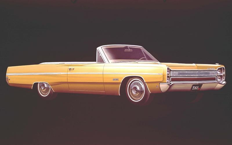 Plymouth – Fury