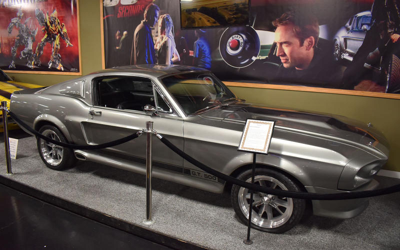 Shelby Mustang GT500 Eleanor (1967)